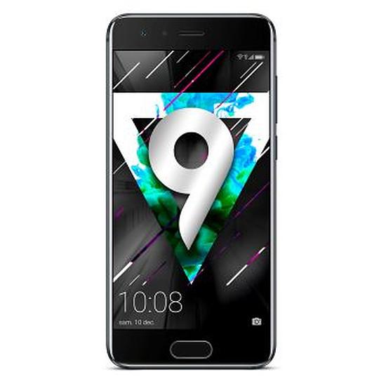 Smartphone et téléphone mobile Honor 9 (noir)