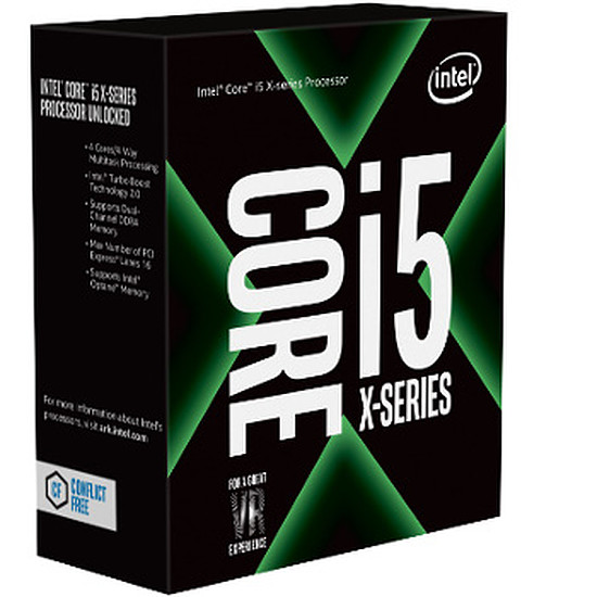 Processeur Intel Core i5 7640X