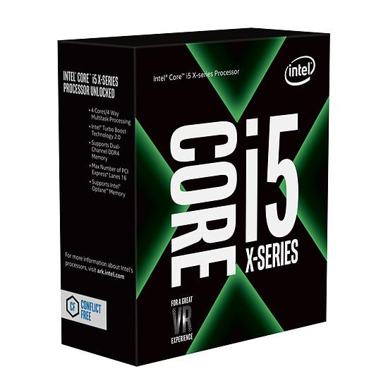 Processeur Intel Core i5 7640X - Autre vue