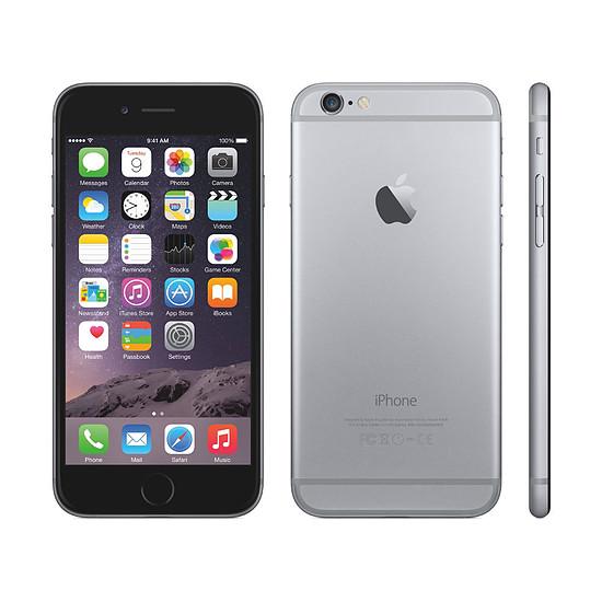 Smartphone et téléphone mobile Remade iPhone 6 (gris sidéral) - 64 Go - iPhone reconditionné