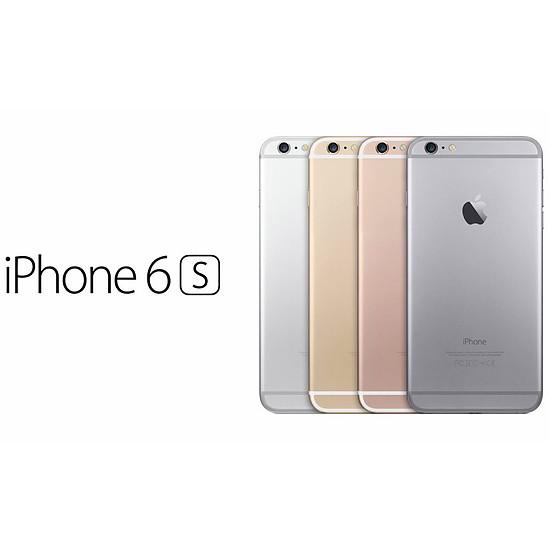 Smartphone et téléphone mobile Remade iPhone 6s (gris sidéral) - 64 Go - iPhone reconditionné - Autre vue
