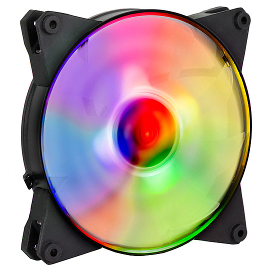 Ventilateur Boîtier Cooler Master Masterfan Pro 140 AF RGB