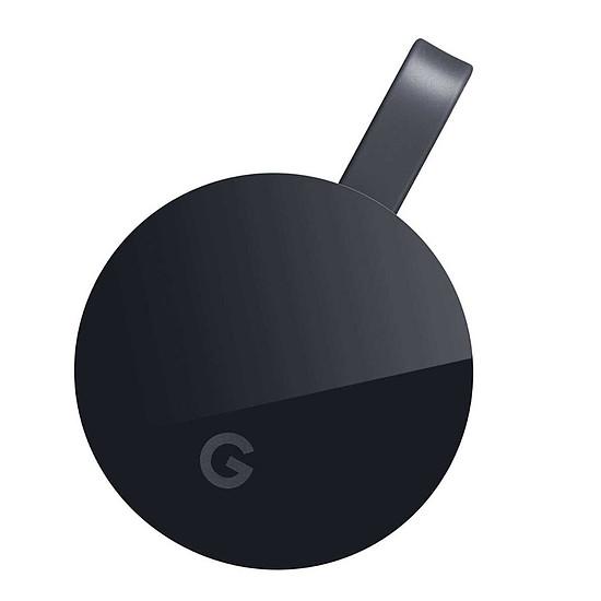 Box TV multimédia Google Chromecast Ultra
