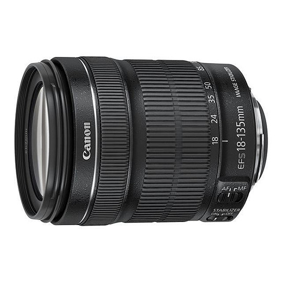 Objectif pour appareil photo Canon EF-S 18-135mm f/3.5-5.6 IS STM - Autre vue