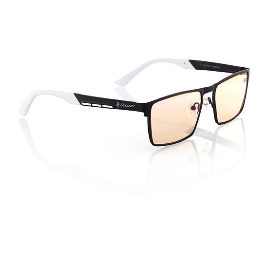 Lunettes polarisantes anti-fatigue Arozzi Visione VX-800 - Noir - Autre vue