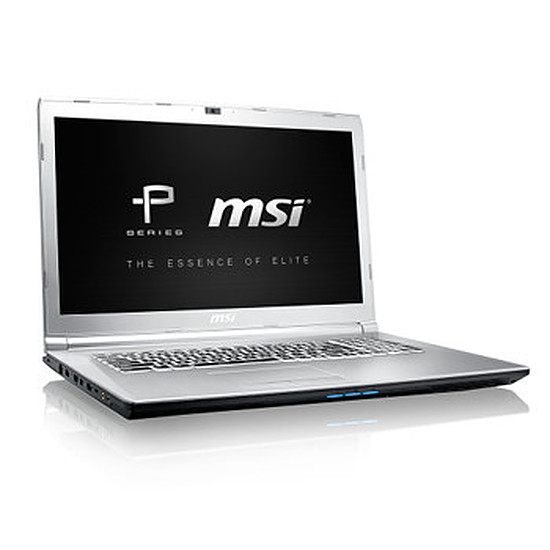 PC portable MSI PE72 7RD-888FR - i7 - 16 Go - SSD - GTX 1050