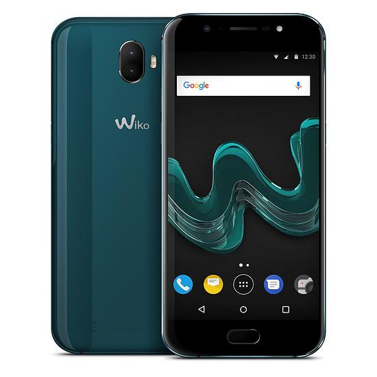 Smartphone et téléphone mobile Wiko Wim (bleen)