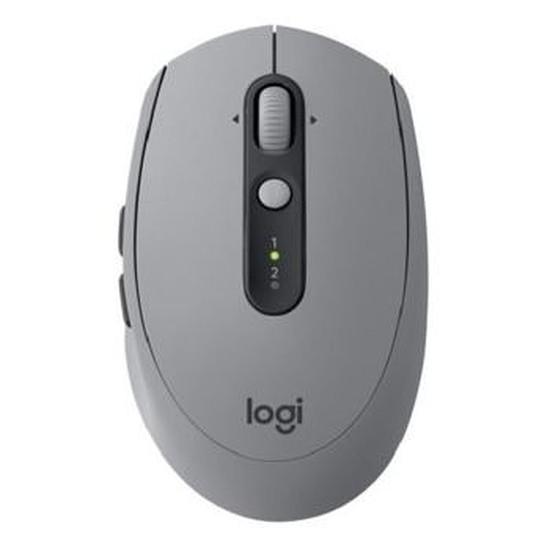 Souris PC Logitech M590 - Gris