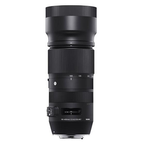 Objectif pour appareil photo Sigma 100-400mm f/5-6.3 DG OS HSM (Canon)