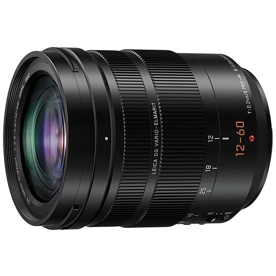 Objectif pour appareil photo Panasonic Lumix G 12-60 mm F2.8-4 ASPH DG VARIO
