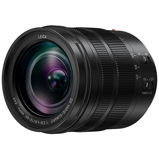 Objectif pour appareil photo Panasonic Lumix G 12-60 mm F2.8-4 ASPH DG VARIO - Autre vue