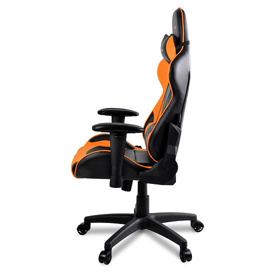 Fauteuil / Siège Gamer Arozzi Verona V2 - Orange - Autre vue