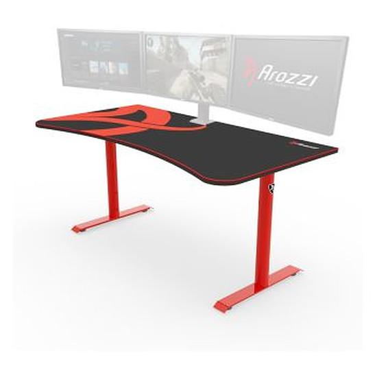 Bureau gamer Arozzi Arena - Rouge