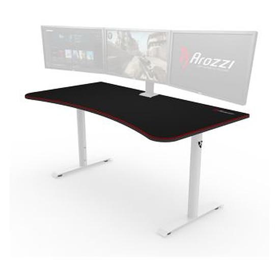 Bureau gamer Arozzi Arena - Blanc
