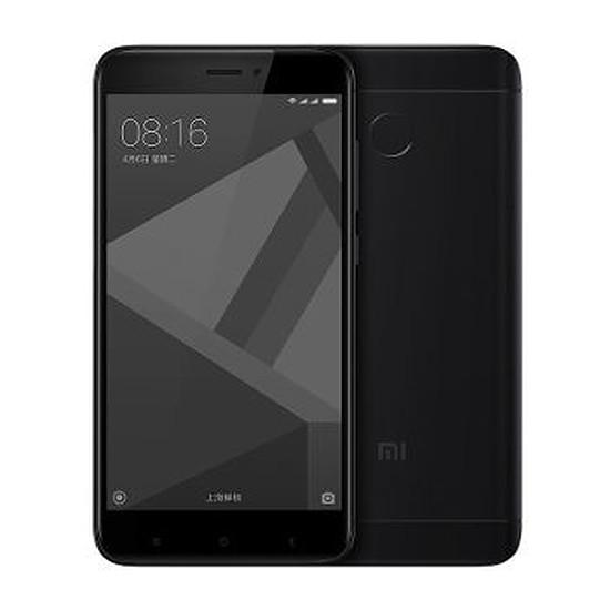 Smartphone et téléphone mobile Xiaomi Redmi 4X (noir) - 32 Go