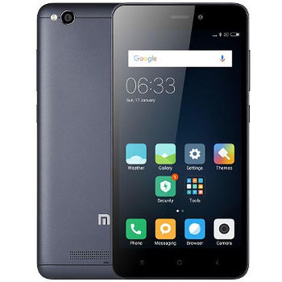 Smartphone et téléphone mobile Xiaomi Redmi 4A (gris) - 32 Go