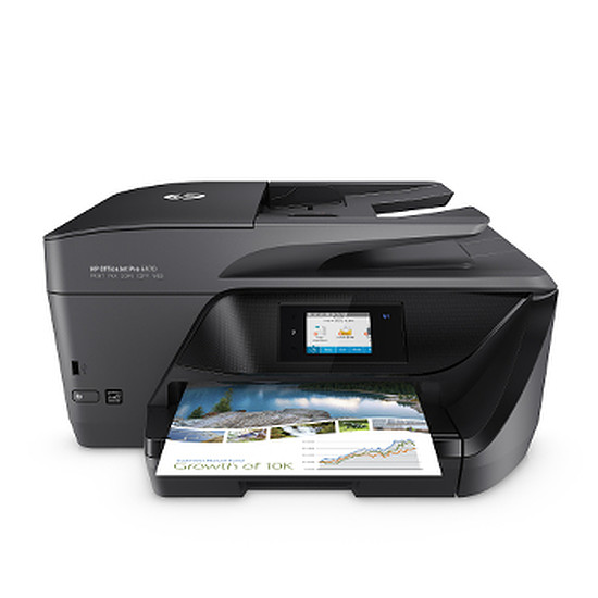 Imprimante multifonction HP OfficeJet Pro 6974 All-in-one (J7K40A)