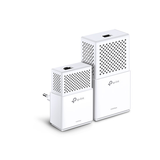 CPL TP-Link TL-WPA7510 KIT - Pack 2 CPL1000 / WiFi AC733 - Autre vue