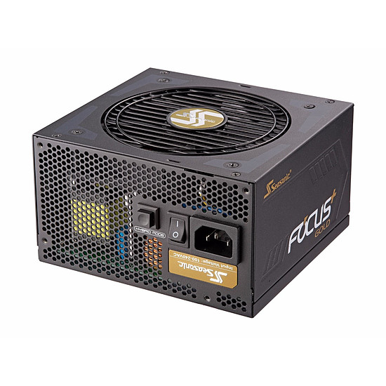 Alimentation PC Seasonic FOCUS Plus 650 Gold