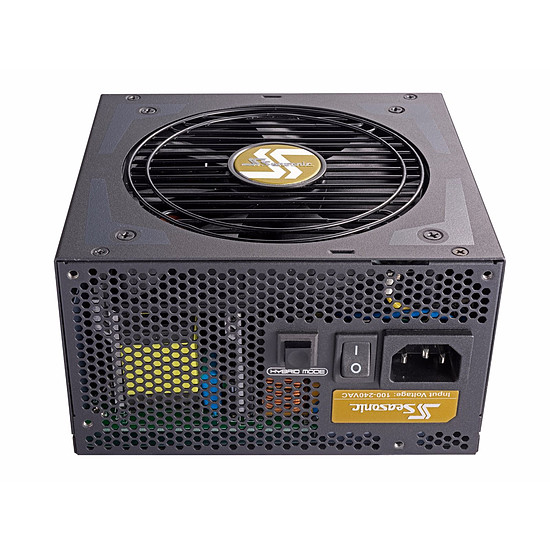 Alimentation PC Seasonic FOCUS Plus 650 Gold - Autre vue