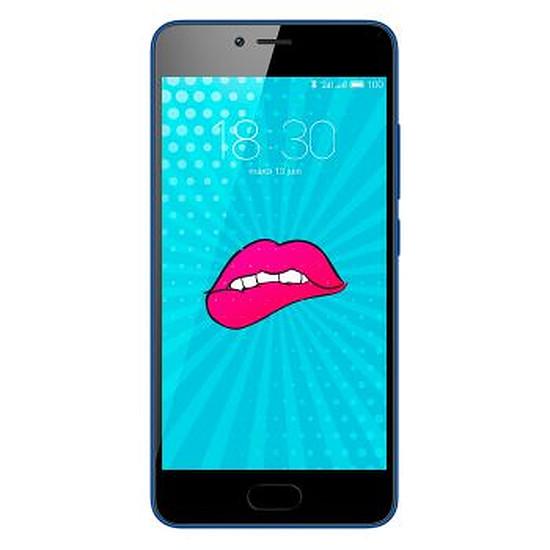 Smartphone et téléphone mobile Meizu M5C (bleu) - 16 Go