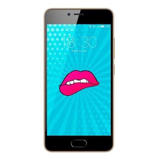 Smartphone et téléphone mobile Meizu M5C (or) - 16 Go