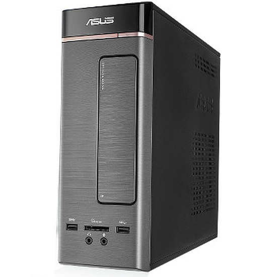 PC de bureau Asus K20CD-FR055T - i3 - 4 Go - SSD