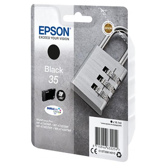 """Cartouche imprimante Epson 35 Noir - """"Cadena"""""""