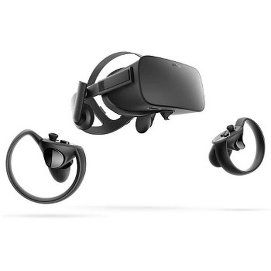 Réalité Virtuelle Oculus Rift + Touch