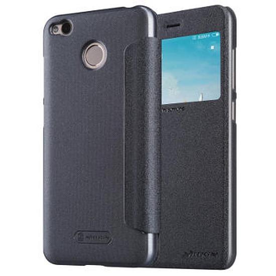 Coque et housse Nillkin Folio (noir) - Xiaomi Redmi 4X
