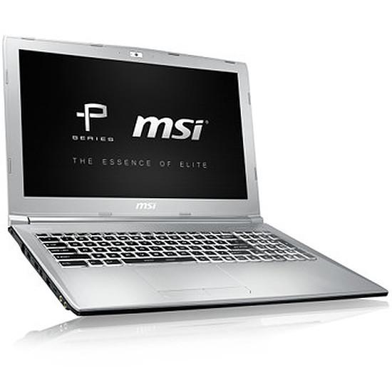 PC portable MSI PE62 7RD-1668FR