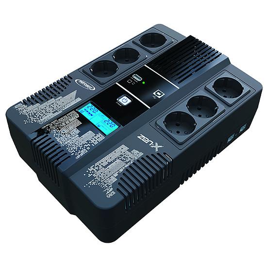 Onduleur Infosec Zen-X 600 VA - Autre vue
