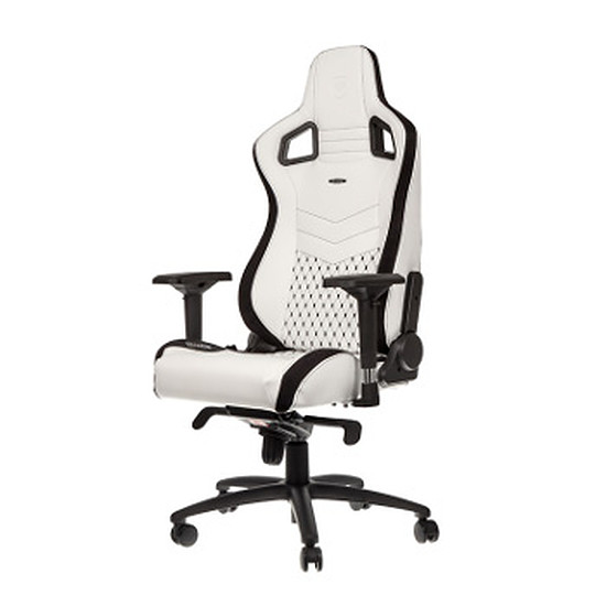 Fauteuil / Siège Gamer Noblechairs EPIC - Blanc
