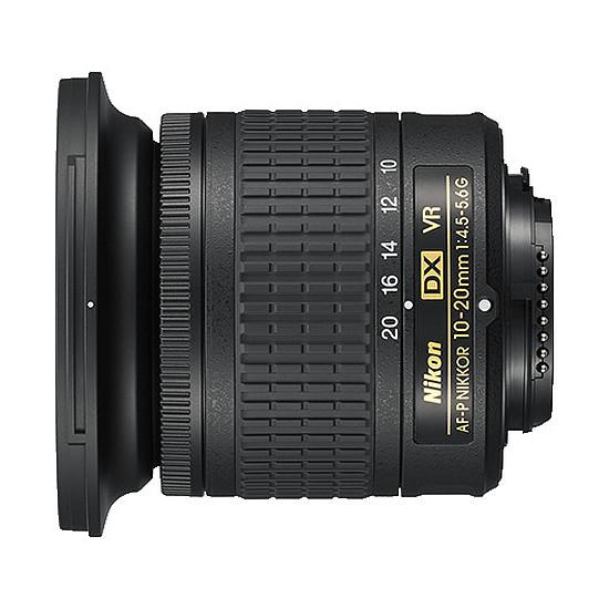 Objectif pour appareil photo Nikon AF-P DX 10-20mm f/4.5-5.6G VR - Autre vue