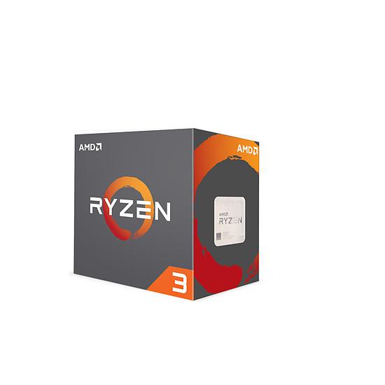 Processeur AMD Ryzen 3 1200 Wraith Stealth Edition (3,1 GHz) - Autre vue