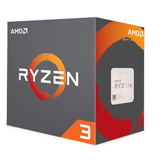 Processeur AMD Ryzen 3 1300X Wraith Stealth Edition (3,5 GHz)