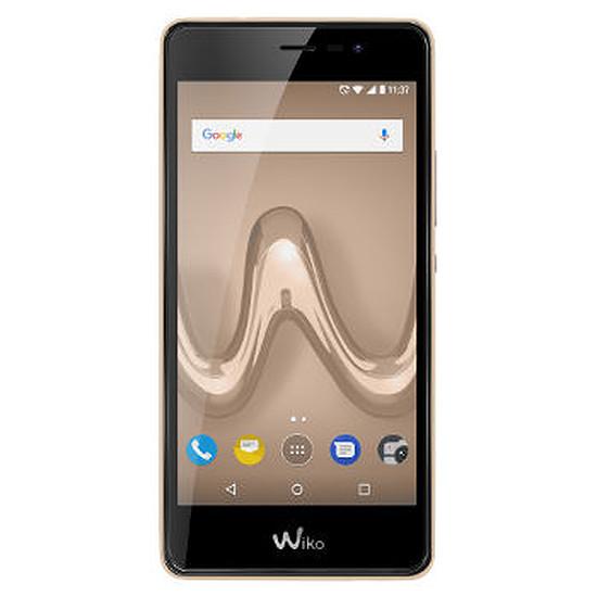 Smartphone et téléphone mobile Wiko Tommy 2 (or)