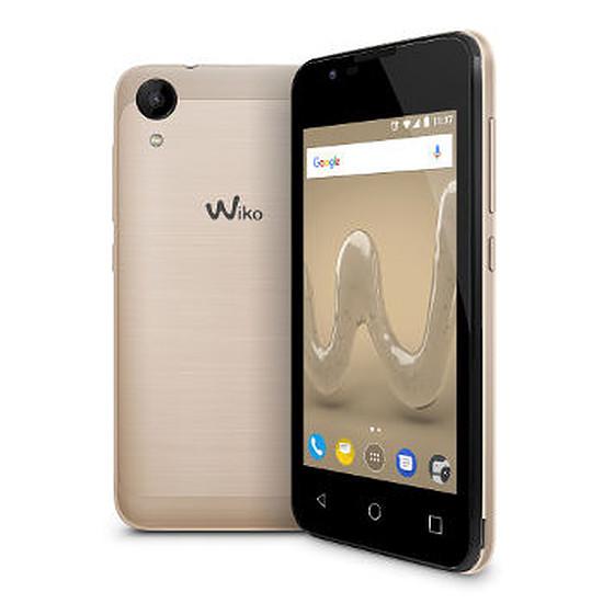 Smartphone et téléphone mobile Wiko Sunny 2 (or)
