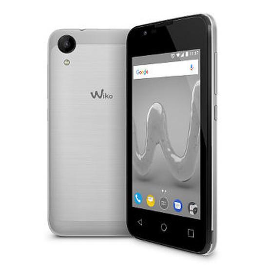 Smartphone et téléphone mobile Wiko Sunny 2 (argent)