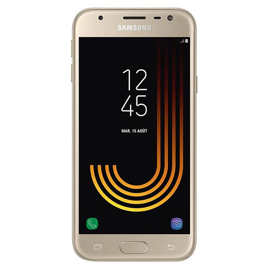 Smartphone et téléphone mobile Samsung Galaxy J3 2017 (or) - 2 Go - 16 Go