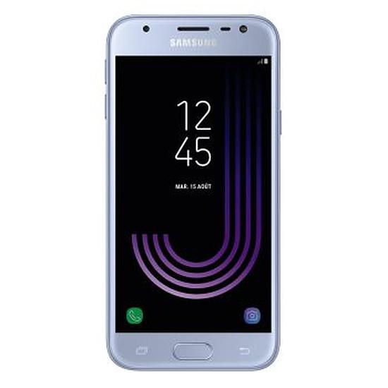 Smartphone et téléphone mobile Samsung Galaxy J3 2017 (argent) - 2 Go - 16 Go