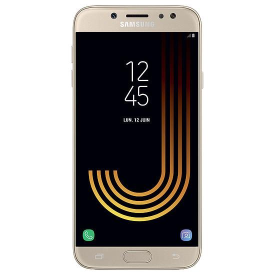 Smartphone et téléphone mobile Samsung Galaxy J7 2017 (or) - 3 Go - 16 Go