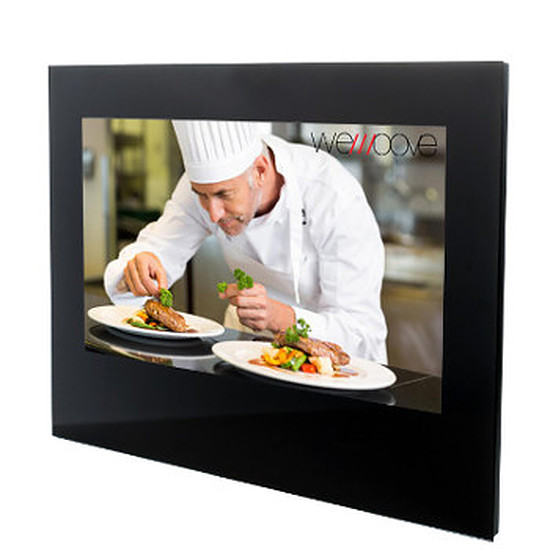TV Wemoove WMLKBFTV220K TV cadre noir 55 cm