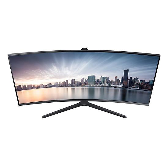 Écran PC Samsung C34H890WJU - Autre vue