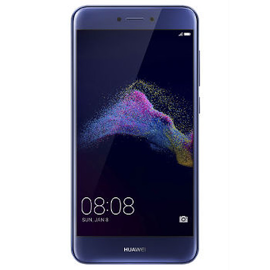Smartphone et téléphone mobile Huawei P8 Lite 2017 (bleu)