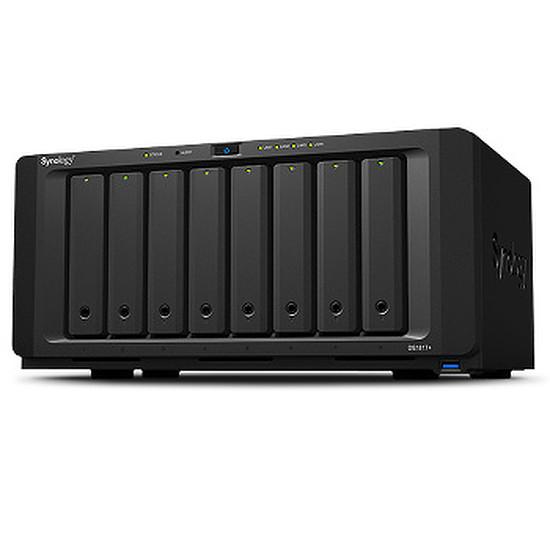 Serveur NAS Synology NAS DS1817+ (8Go) avec extension de garantie