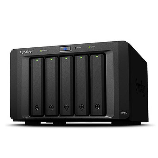 Serveur NAS Synology DX517 - Unité d'extension pour NAS DS1517+/DS1817+