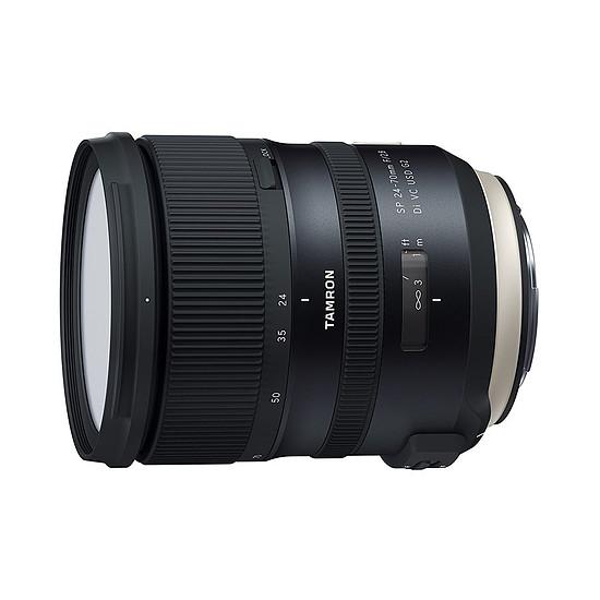 Objectif pour appareil photo Tamron SP 24-70mm f/2.8 Di VC USD G2 (Canon)
