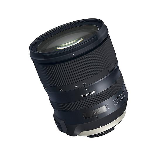 Objectif pour appareil photo Tamron SP 24-70mm f/2.8 Di VC USD G2 (Canon) - Autre vue