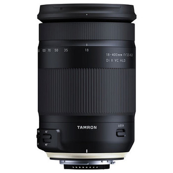 Objectif pour appareil photo Tamron SP AF 18-400mm f/3.5-6.3 Di II VC HLD (Nikon)